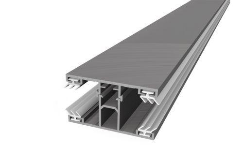 Alu Alu Verbdingsungsprofil Systemprofil für Stegplatten