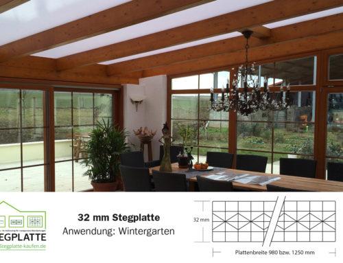 Wintergarten preiswert bauen